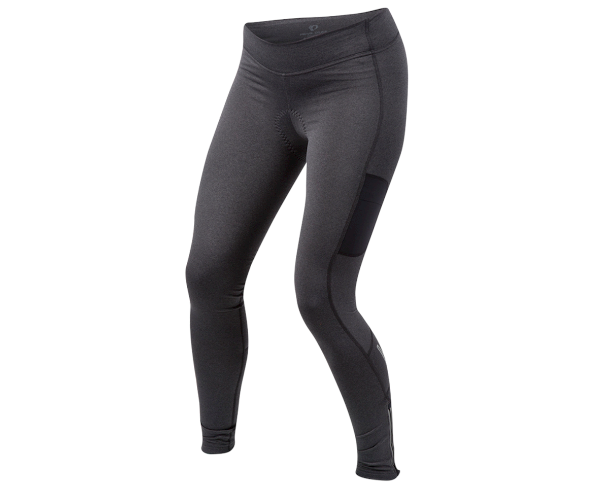 Pearl Izumi Women's Escape Sugar Thermal Cycle Tight (Black) (S)