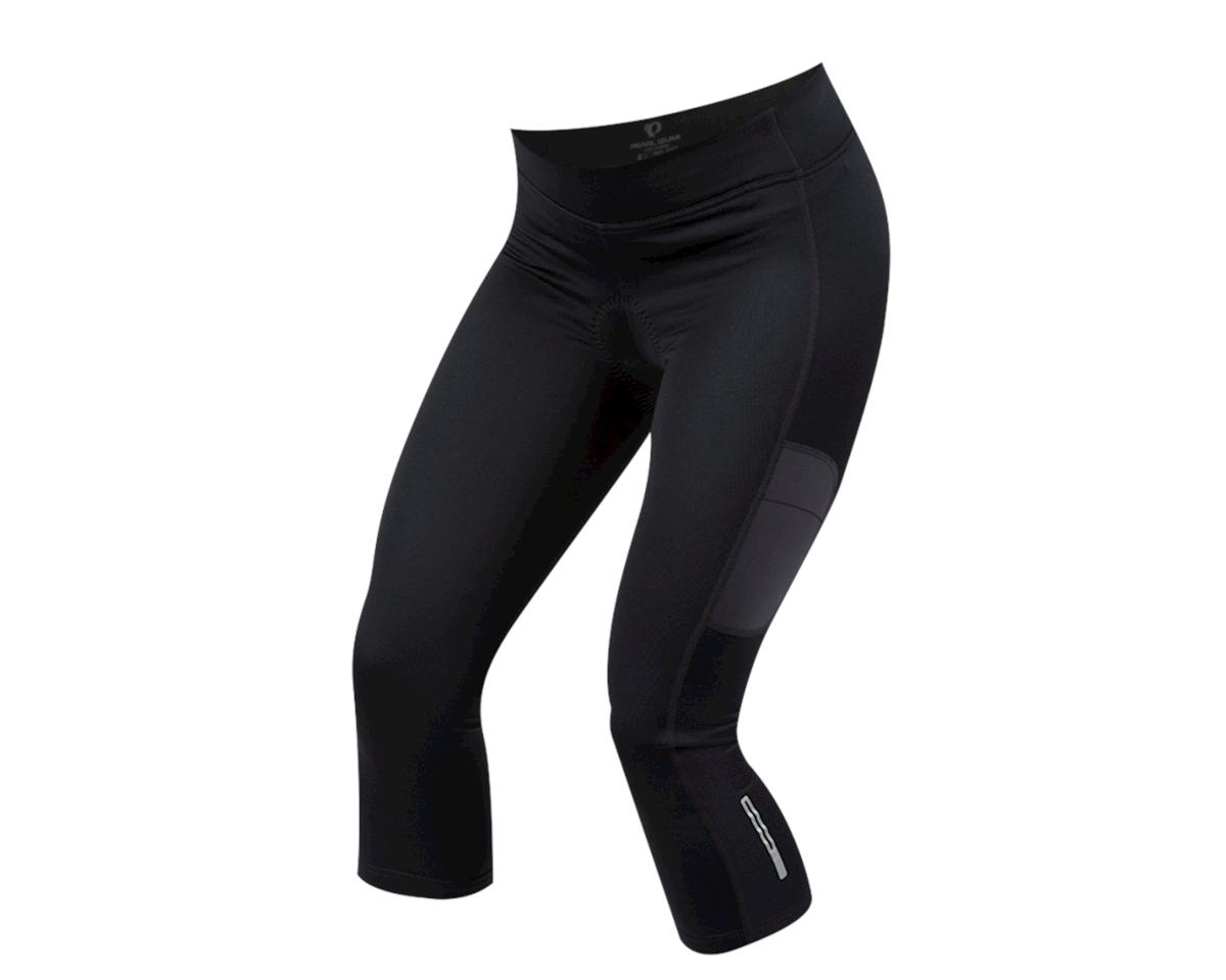 Pearl Izumi Women's Sugar Thermal 3/4 Cycling Tight (Black) (2XL)