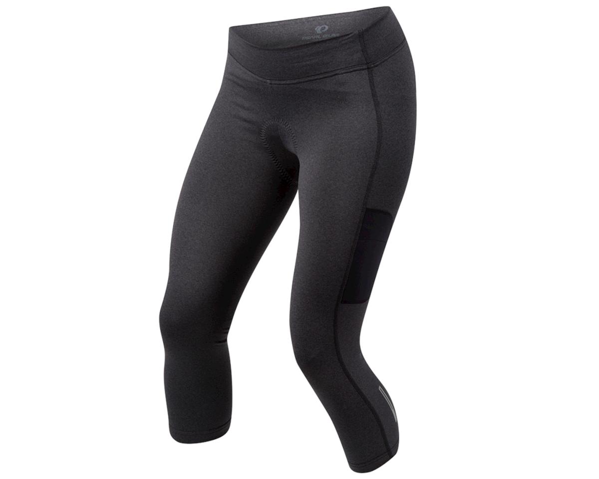 Pearl Izumi Women's Sugar Thermal Cycling 3/4 Tight (Black) (S)