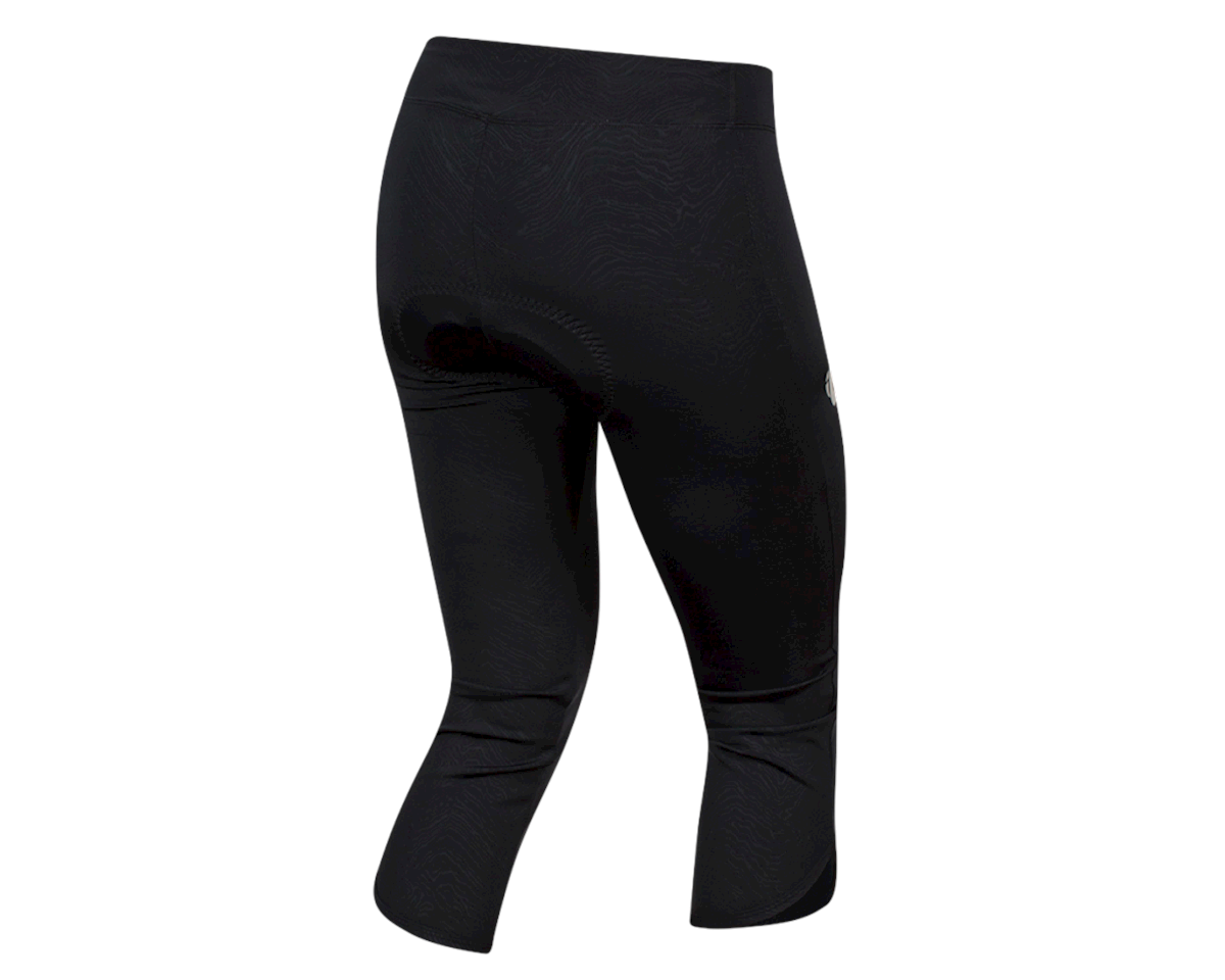 Pearl Izumi Women's Select Escape Cycle 3/4 Tight (Black Phyllite Texture) (S)