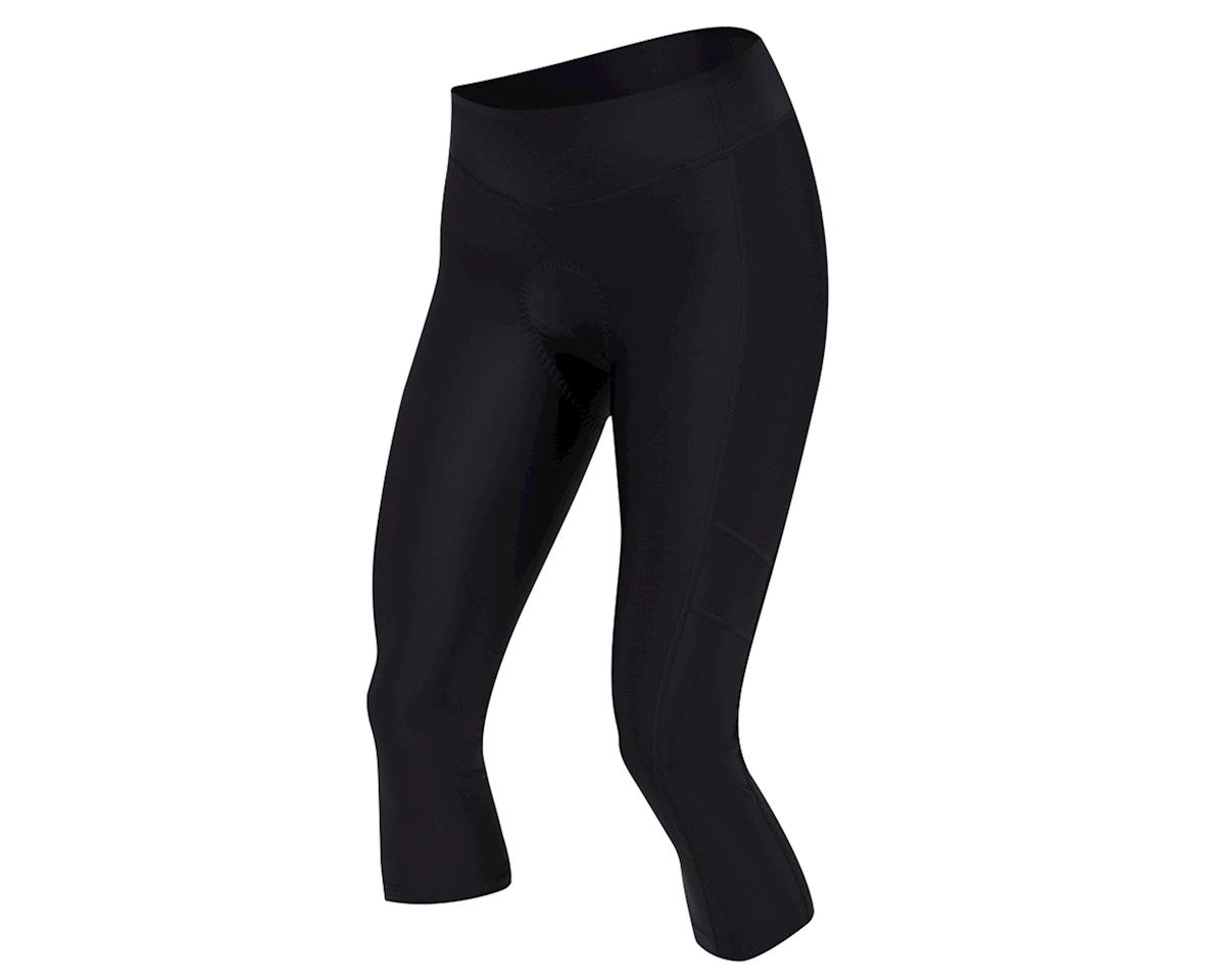 Pearl Izumi Women's Escape Sugar 3/4 Cycling Tight (Black)