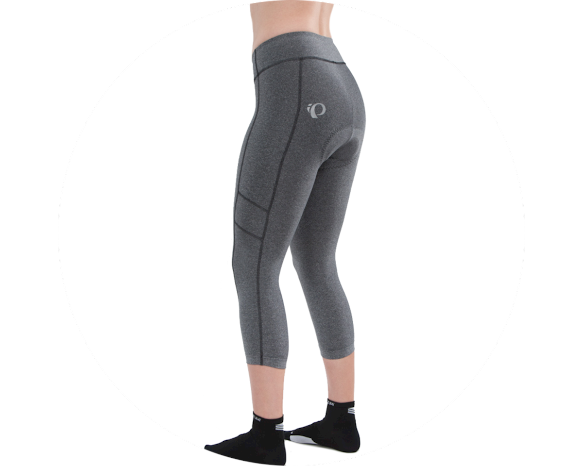 Pearl Izumi Women's Escape Sugar Cycle 3/4 Tight (Grey) (M)