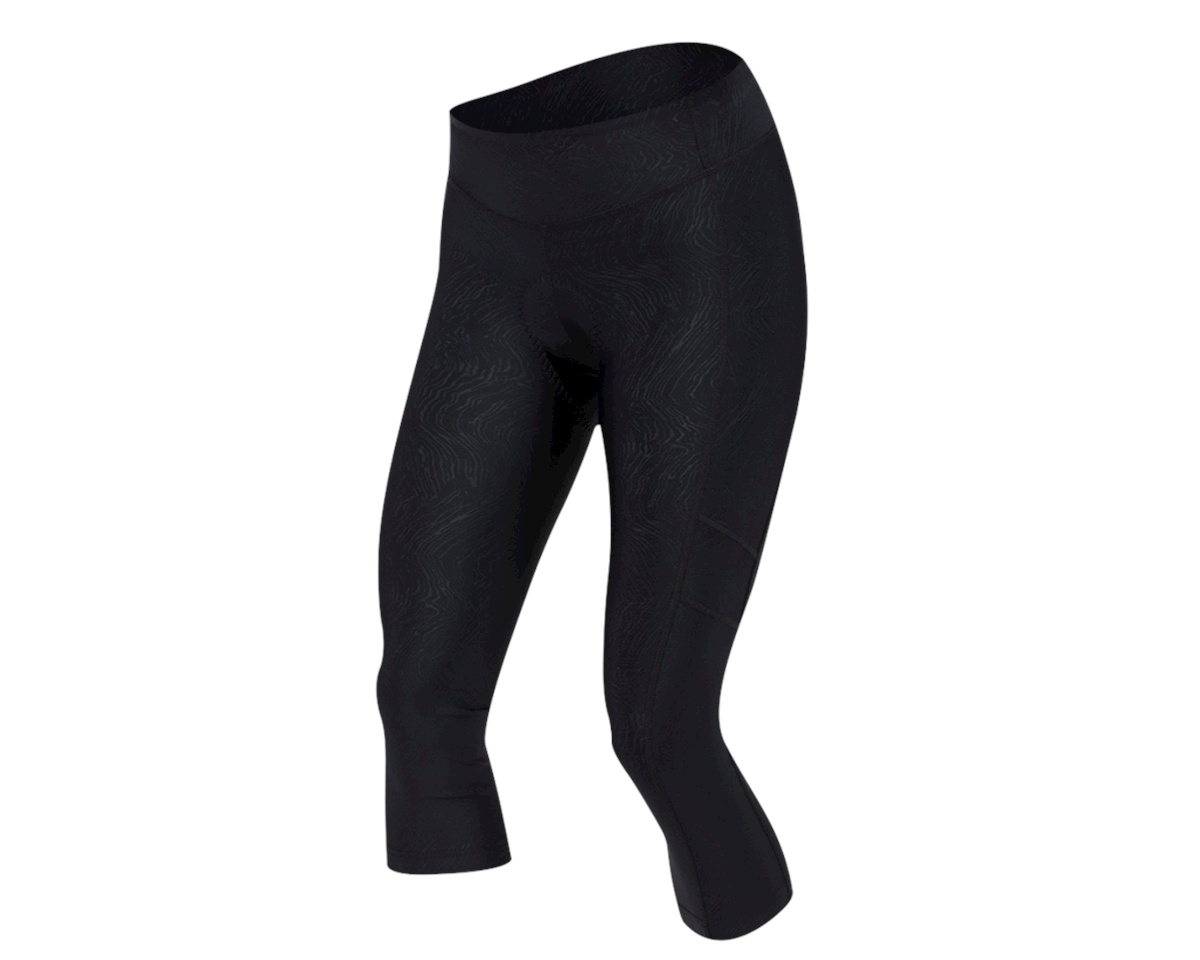 Pearl Izumi Women's Escape Sugar Cycle 3/4 Tight (Black) (S)