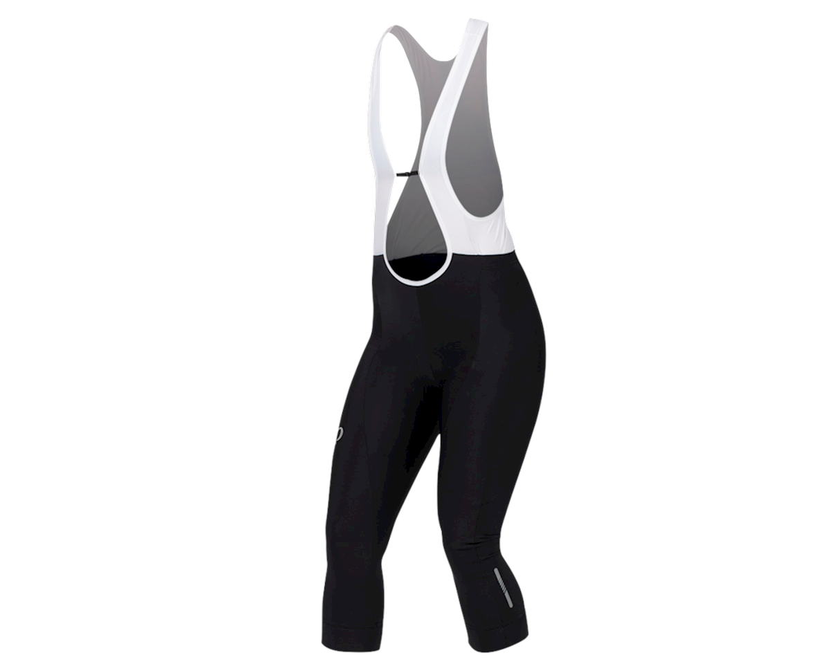 Pearl Izumi Women's Pursuit Attack 3/4 Cycle Bib Tight (Black) (XL)