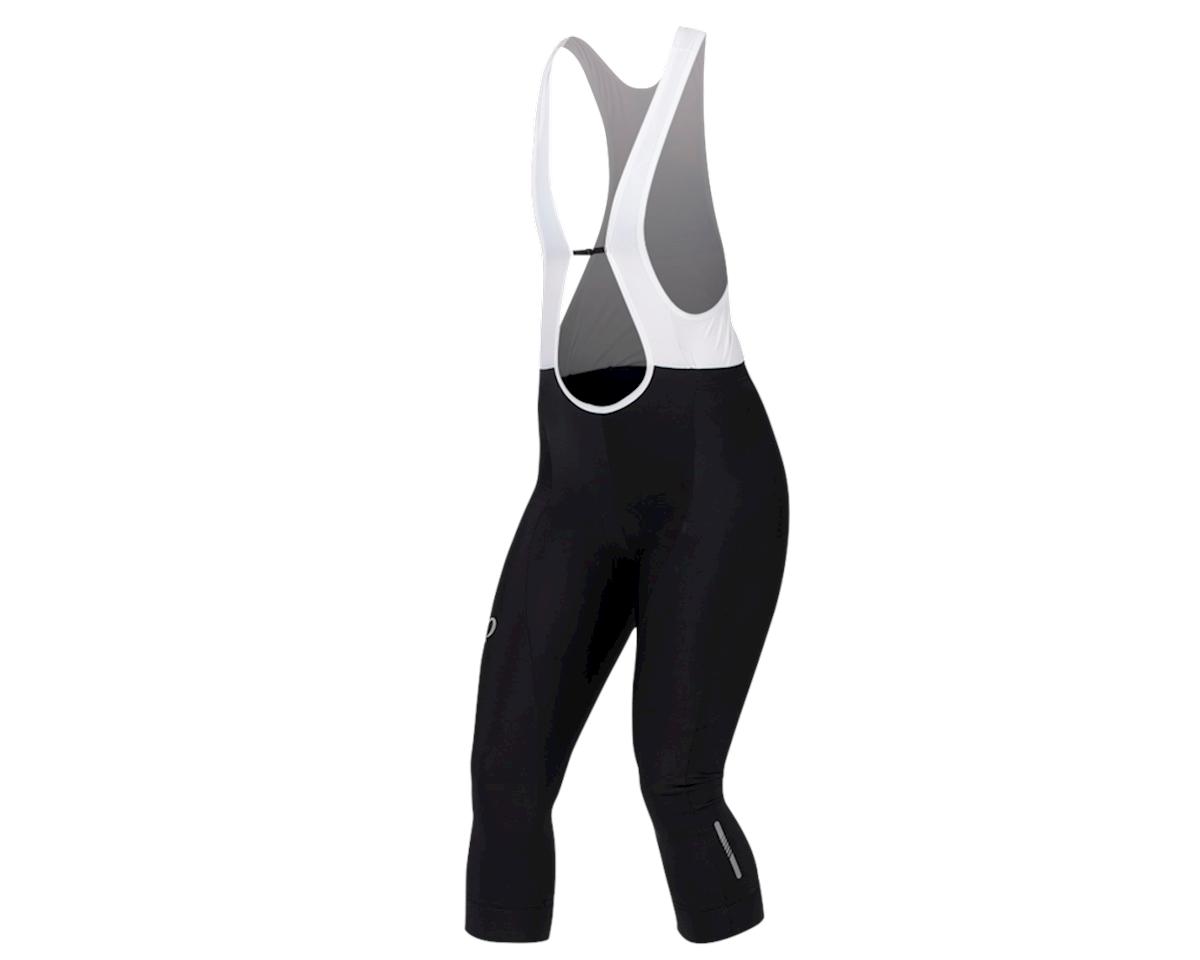 Image 1 for Pearl Izumi Women's Pursuit Attack 3/4 Cycle Bib Tight (Black) (2XL)