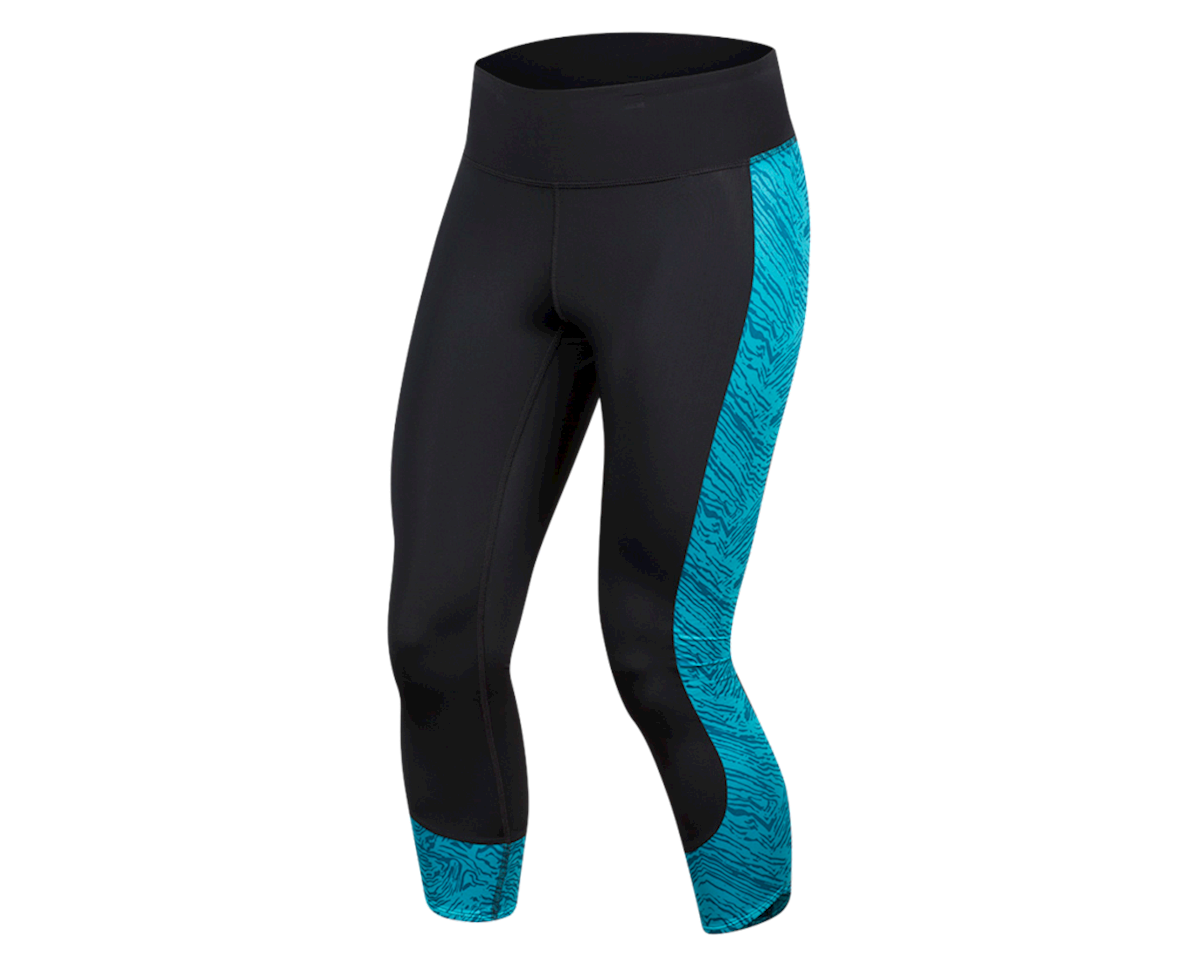 Pearl Izumi Women's Studio 3/4 Tight (Black)