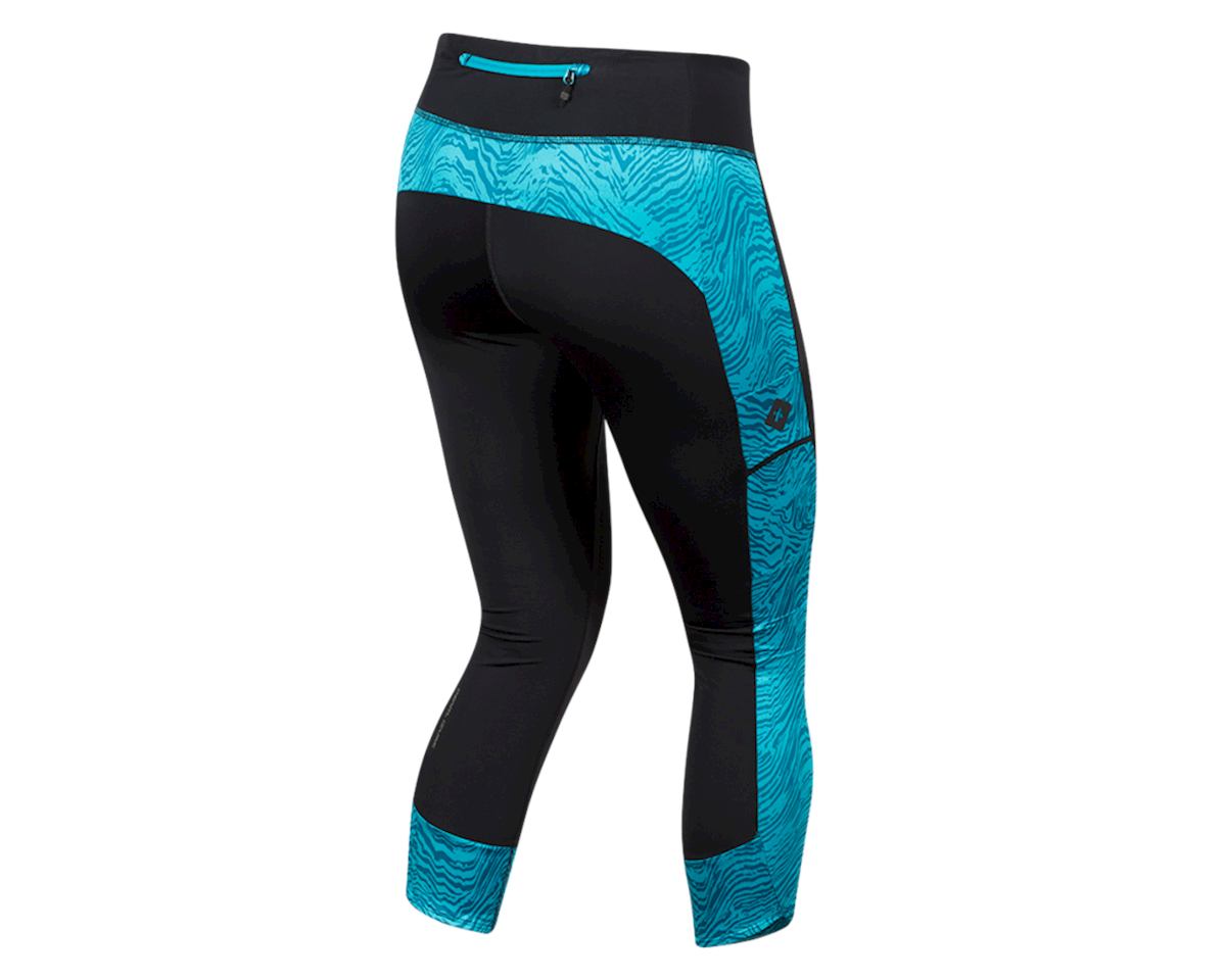 Image 2 for Pearl Izumi Women's Studio 3/4 Tight (Black) (XS)