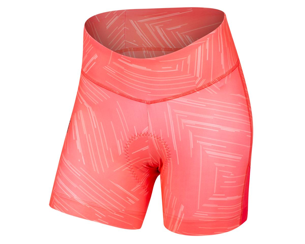 "Pearl Izumi Women's 5"" Sugar Short (Atomic Red) (L)"