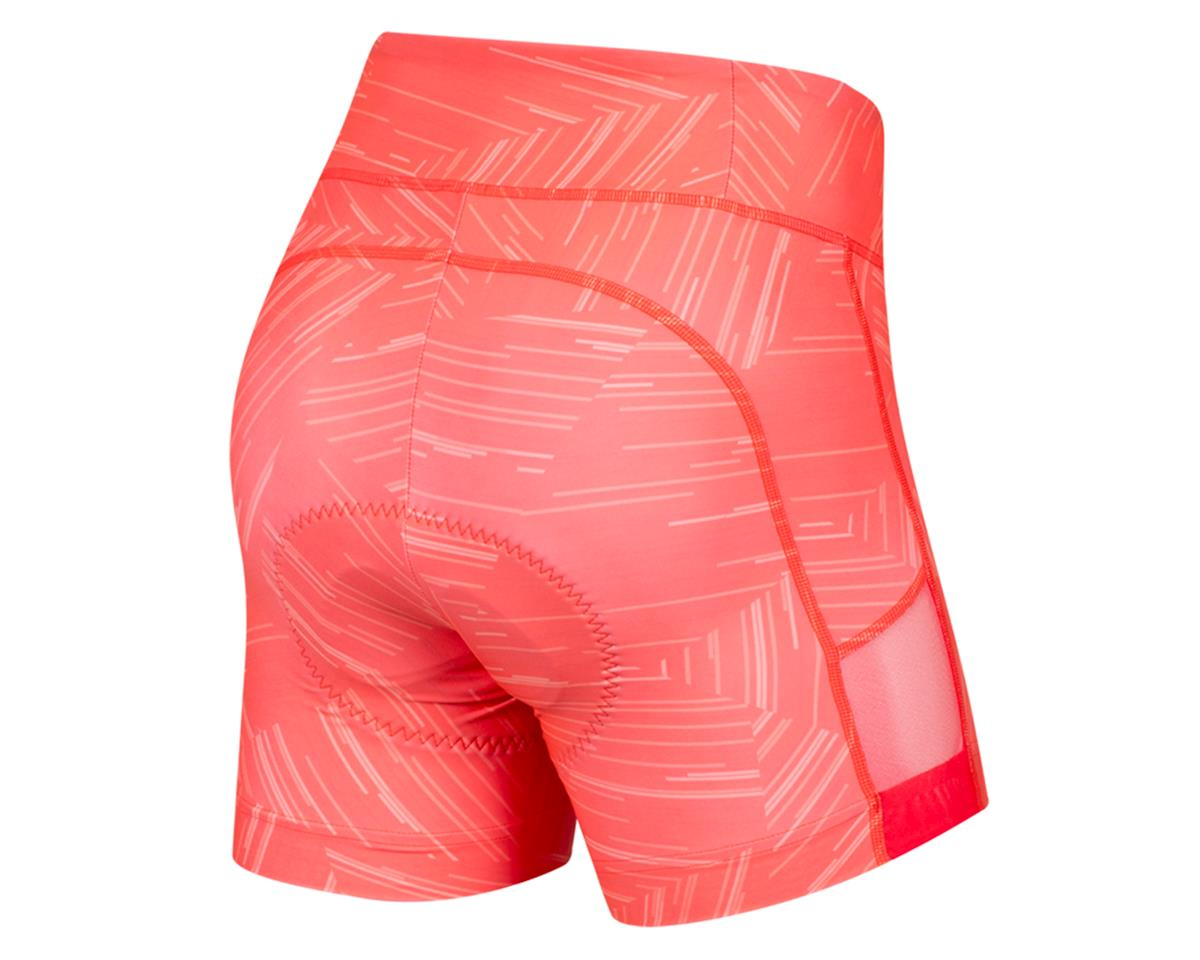 "Image 2 for Pearl Izumi Women's 5"" Sugar Short (Atomic Red) (XL)"