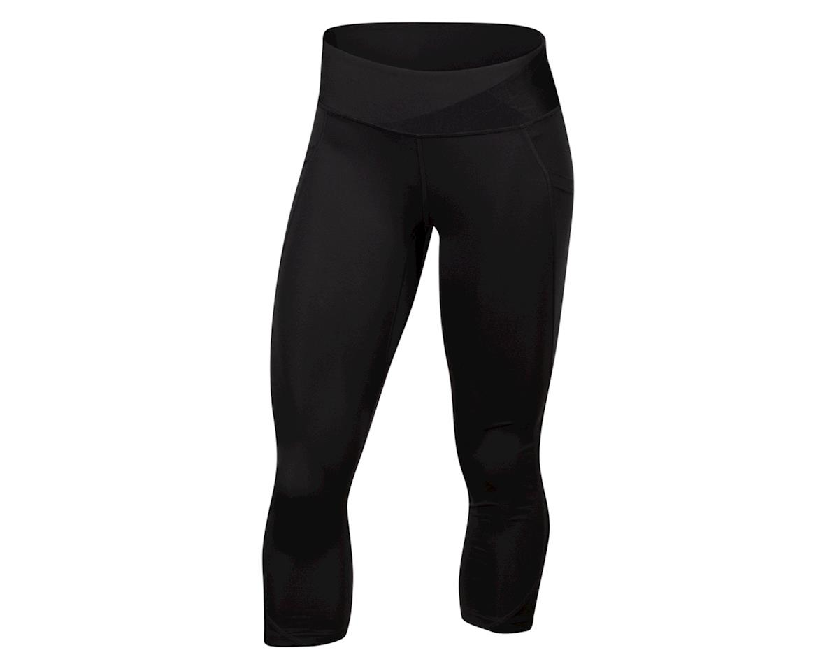 Image 1 for Pearl Izumi Women's Wander Crop Tight (Black) (S)