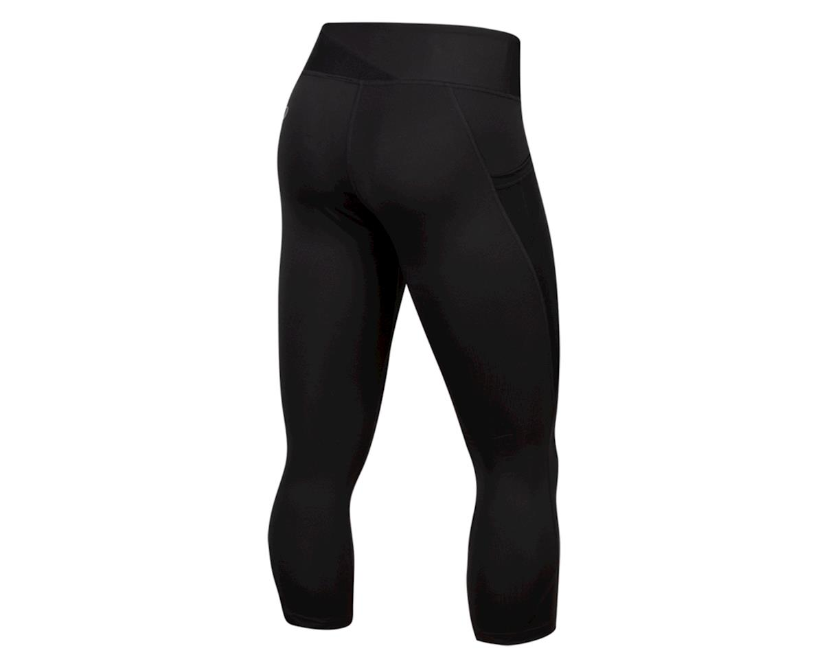 Image 2 for Pearl Izumi Women's Wander Crop Tight (Black) (S)