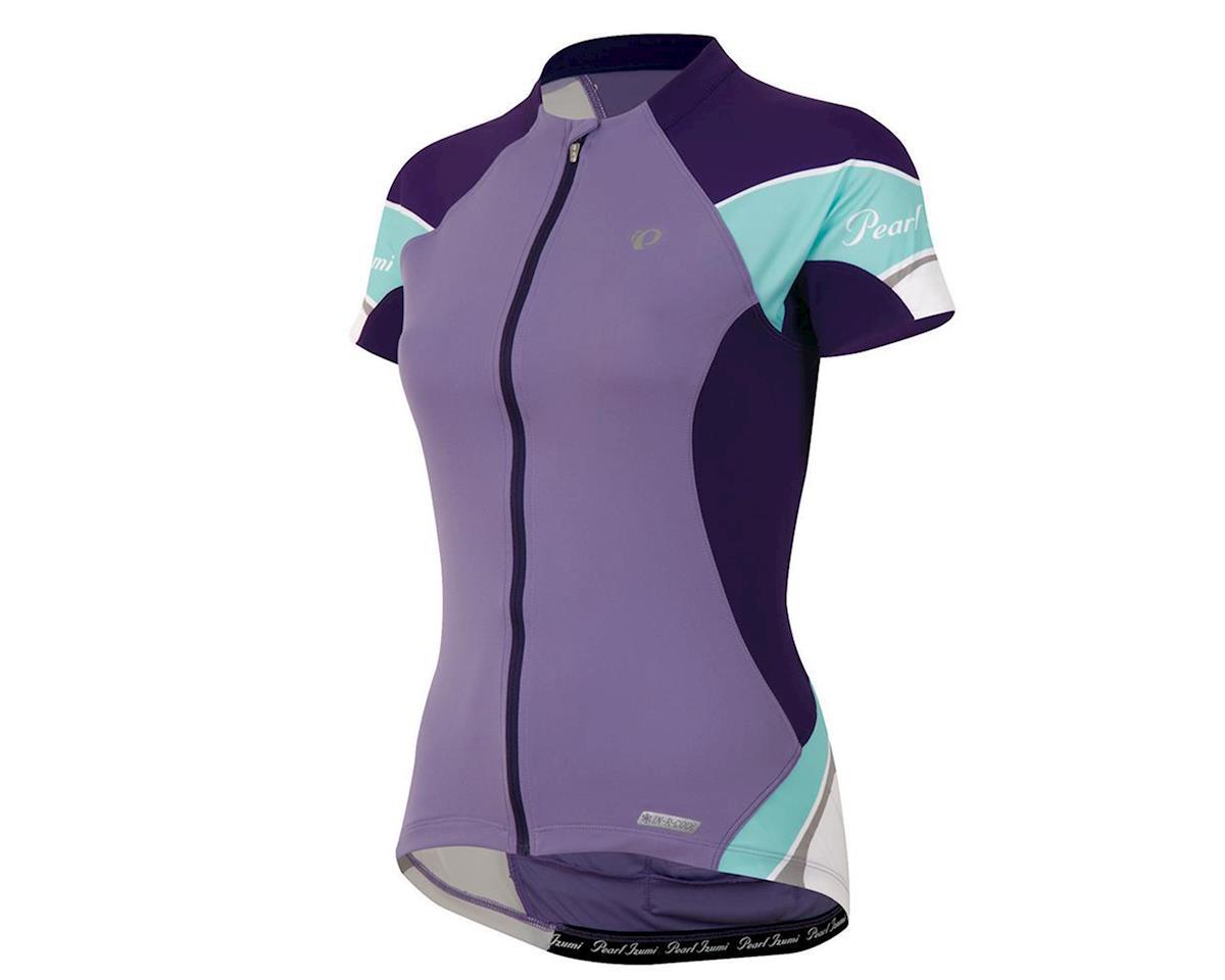 Pearl Izumi Elite Women's Cycling Jersey (Purple) (S)