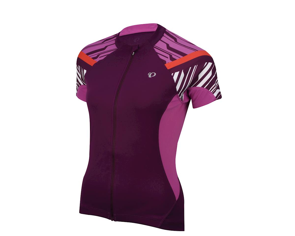 Pearl Izumi Women's Elite Short Sleeve Jersey (Purple) (Xxlarge)