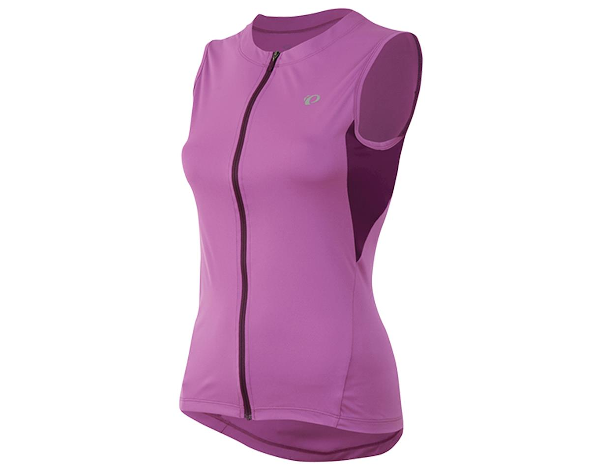 Pearl Izumi Women's Select Sleeveless Cycling Jersey (Mauve)