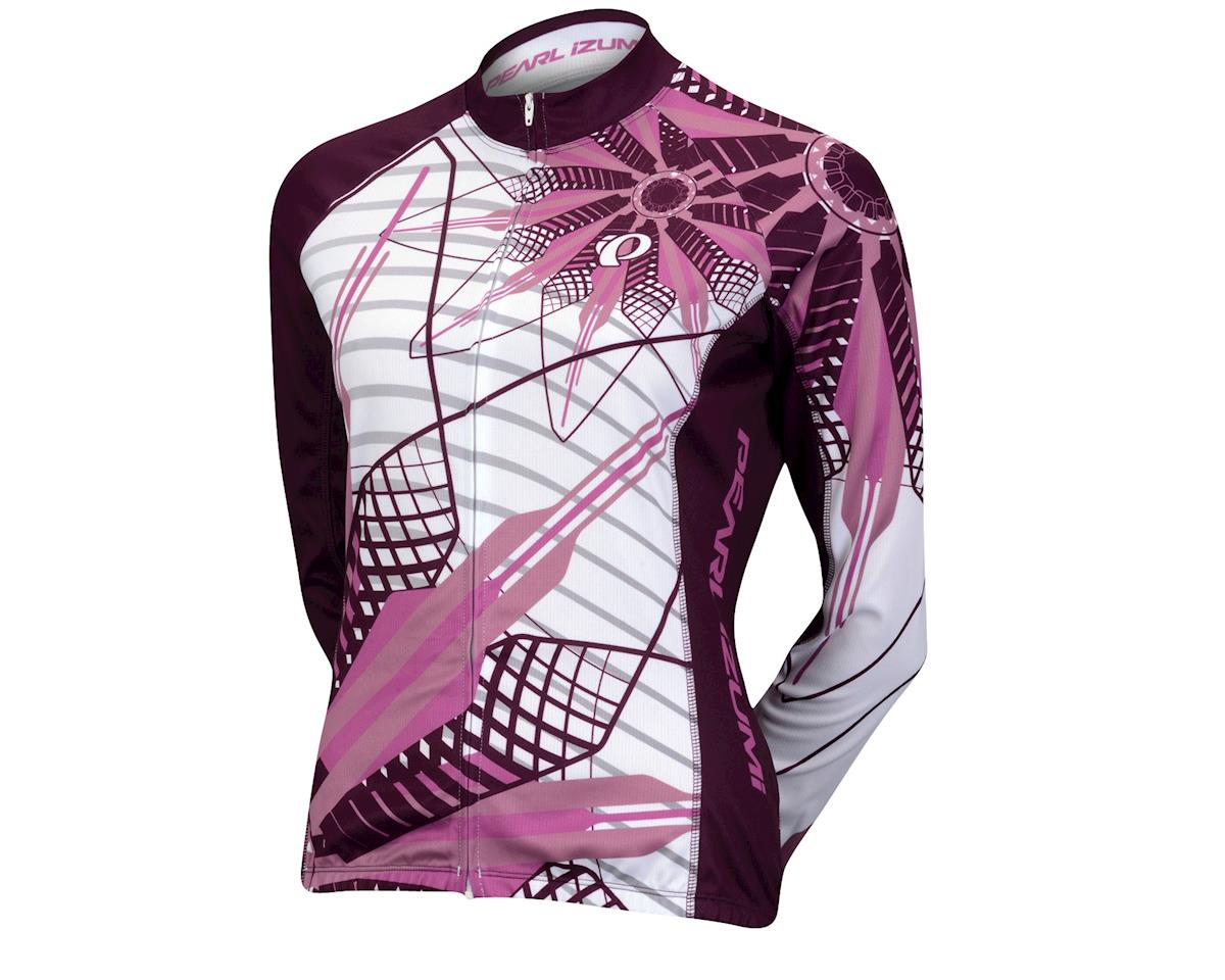Pearl Izumi Women's ELITE Thermal LTD Jersey (Purple)