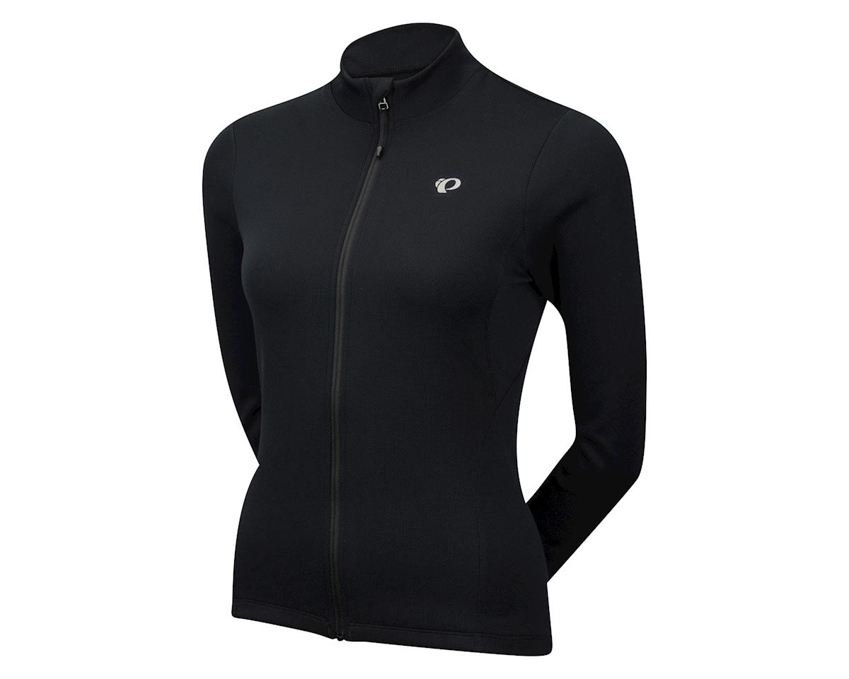 Image 1 for Pearl Izumi Women's Sugar Thermal Jersey (Blue Atoll)