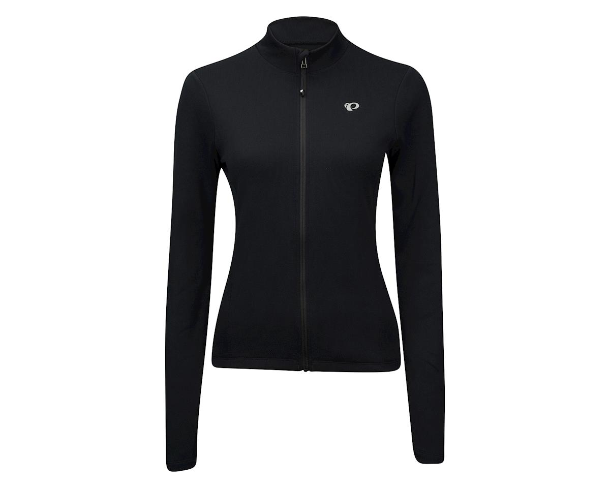 Image 2 for Pearl Izumi Women's Sugar Thermal Jersey (Blue Atoll)