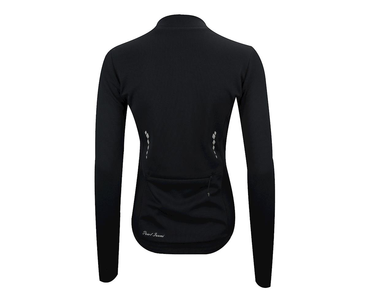 Image 3 for Pearl Izumi Women's Sugar Thermal Jersey (Blue Atoll)