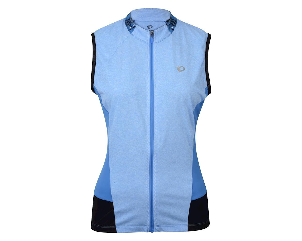 Pearl Izumi Women's Select Escape Sleeveless Jersey (Sky Blue) (Xlarge)