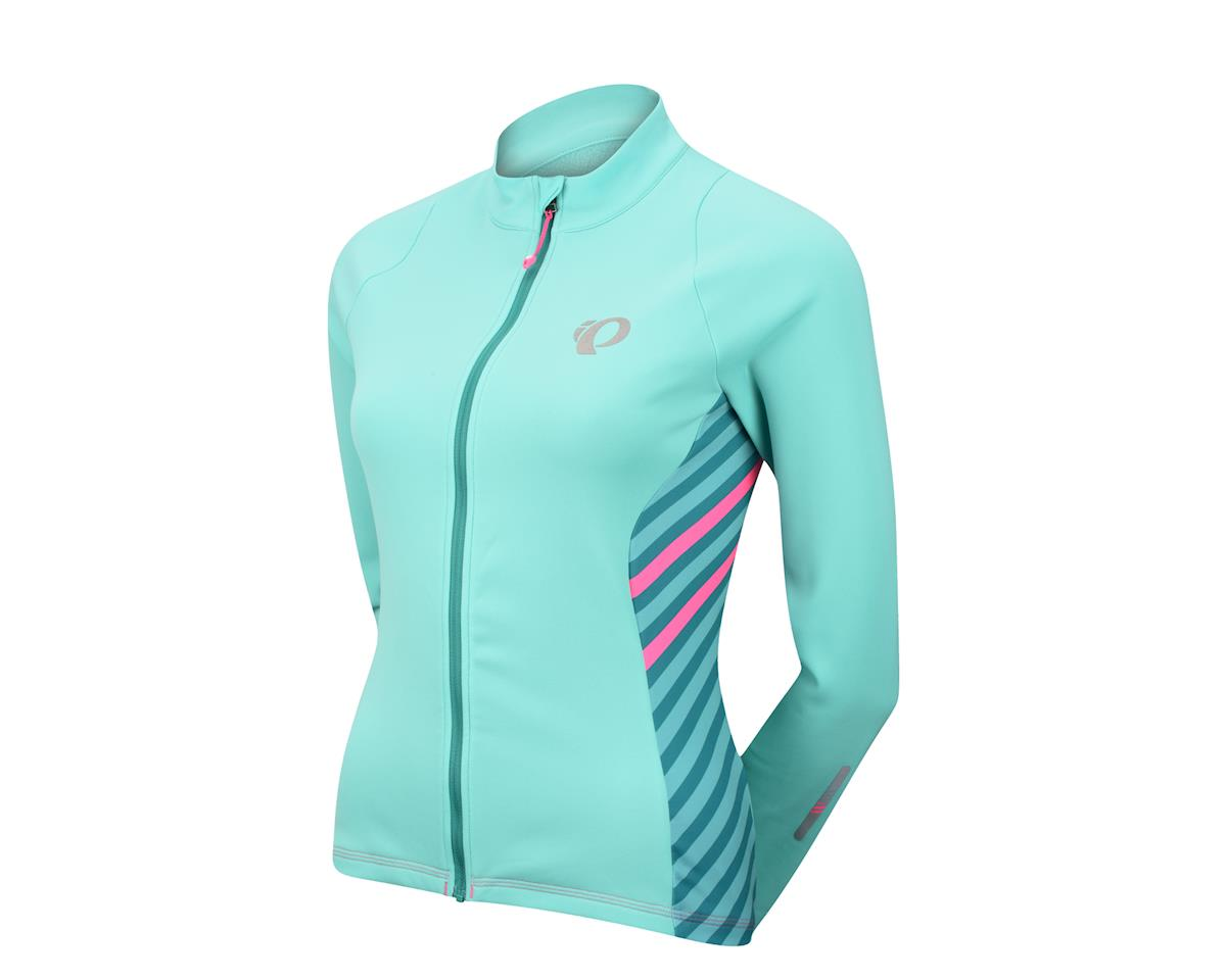 Pearl Izumi Women's Select Pursuit Thermal Long Sleeve Jersey (Mint) (Xxlarge)