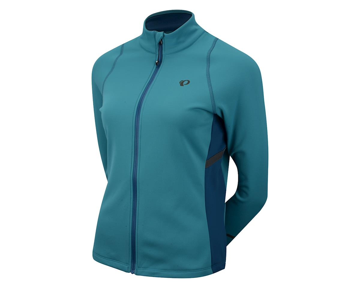 "Pearl Izumi Women's Select Escape Thermal Jersey (Moroccan Blue) (2X-Large 42.5-45"")"