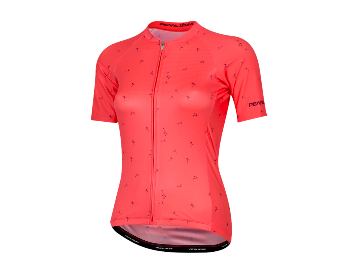 Pearl Izumi Women's Elite Pursuit Short Sleeve Jersey (Atomic Red)