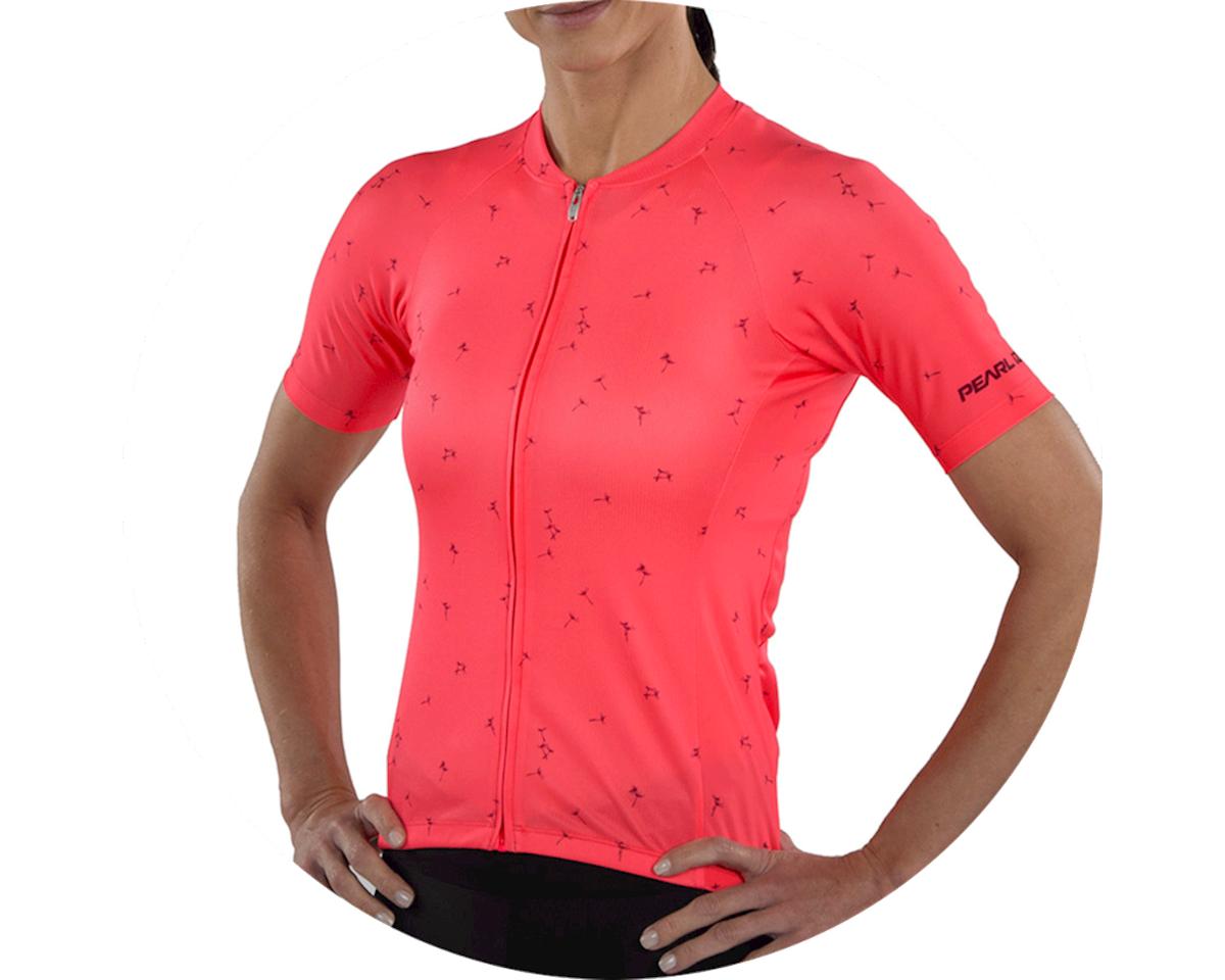 Pearl Izumi Women's Elite Pursuit Short Sleeve Jersey (Atomic Red) (2XL)