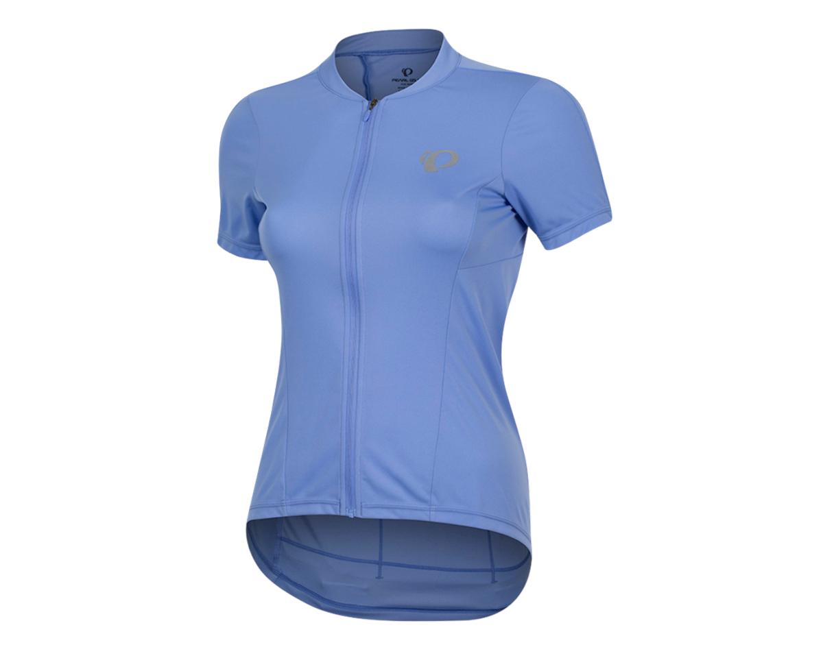 Pearl Izumi Women's Select Pursuit Short Sleeve Jersey (Lavender/Eventide) (2XL)