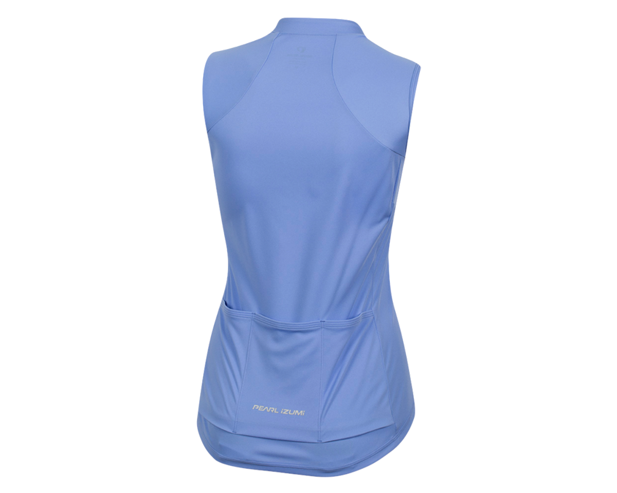 Pearl Izumi Women's Select Pursuit Sleeveless Jersey (Lavender/Eventide) (XS)