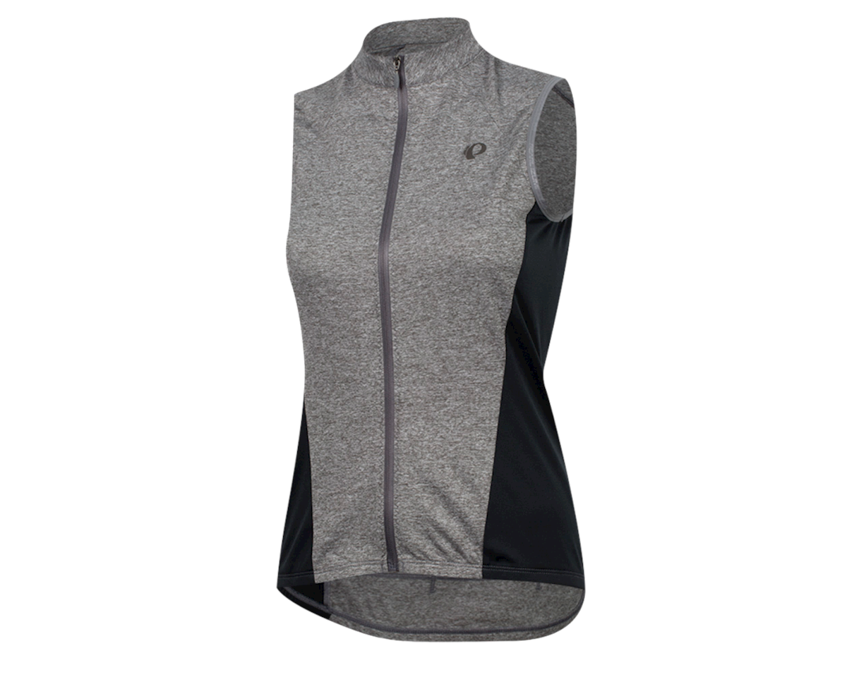 Pearl Izumi Women's Select Escape Sleeveless Jersey (Grey/Black (M)