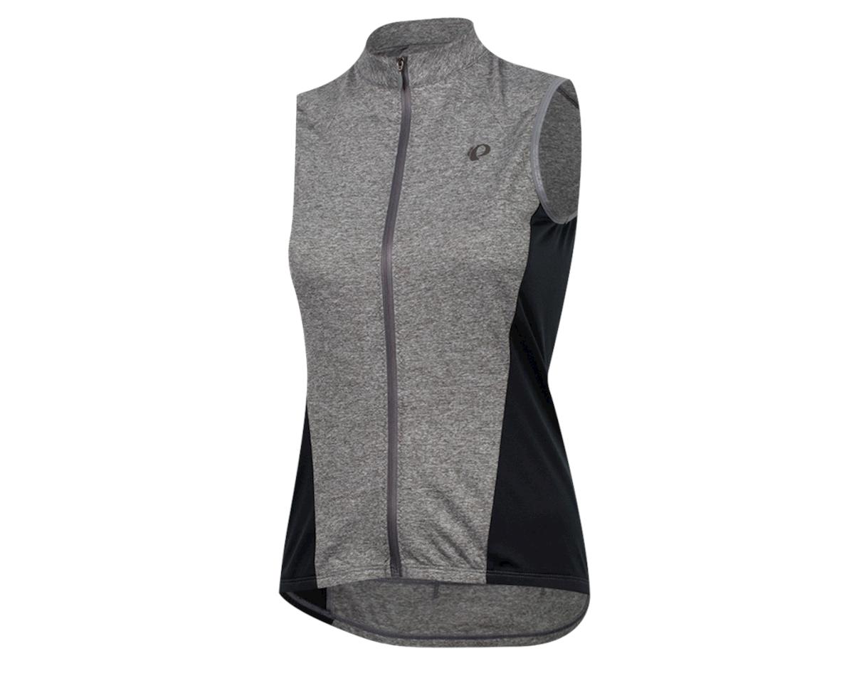 Pearl Izumi Women's Select Escape Sleeveless Jersey (Grey/Black (XL)