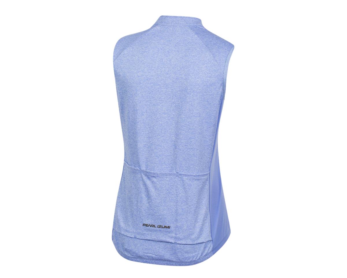 Pearl Izumi Women's Select Escape Sleeveless Jersey (Lavender/Eventide) (L)