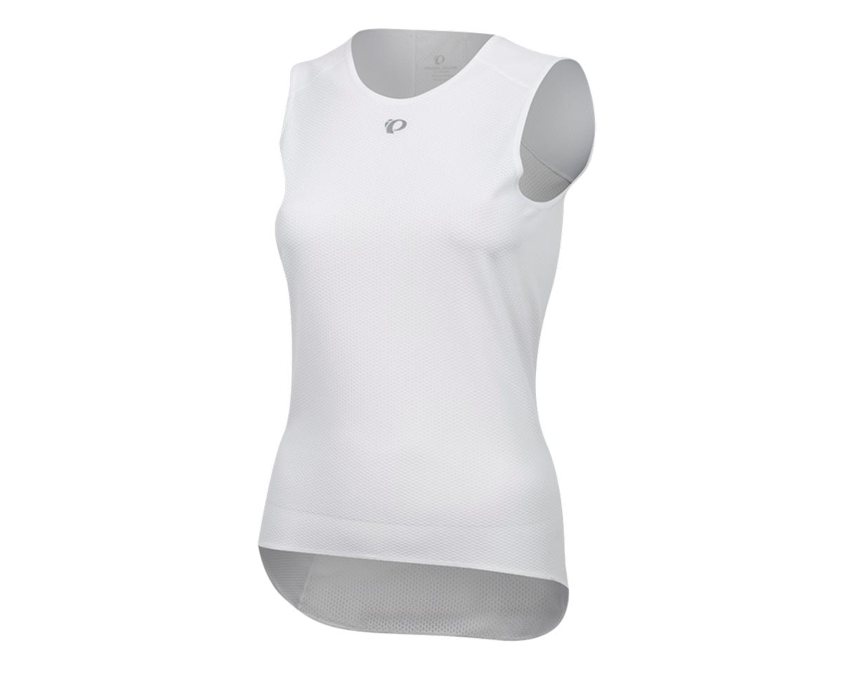 Pearl Izumi Women's Transfer Cycling Sleeveless Base Layer (White) (XL)