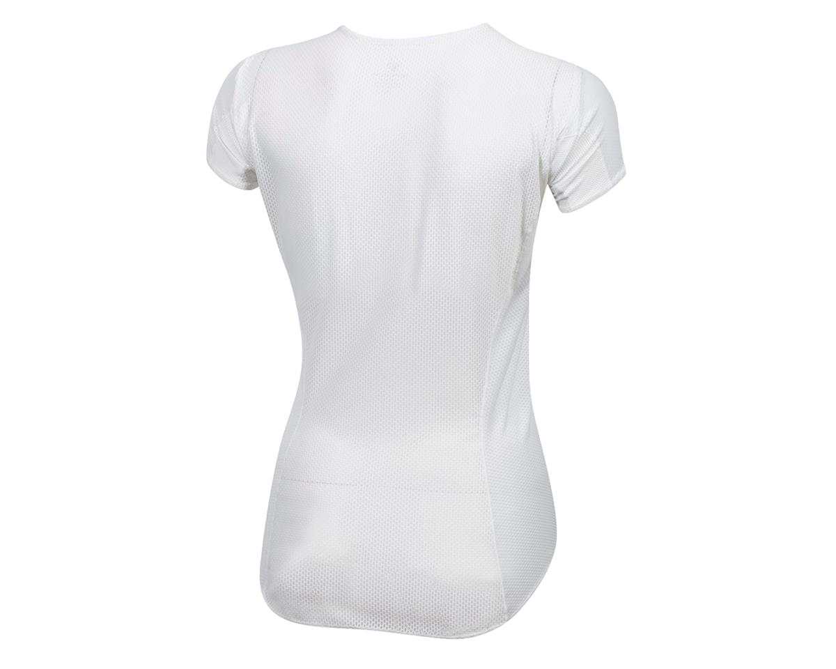 Pearl Izumi Women's Transfer Cycling Short Sleeve Base Layer (White) (XS)