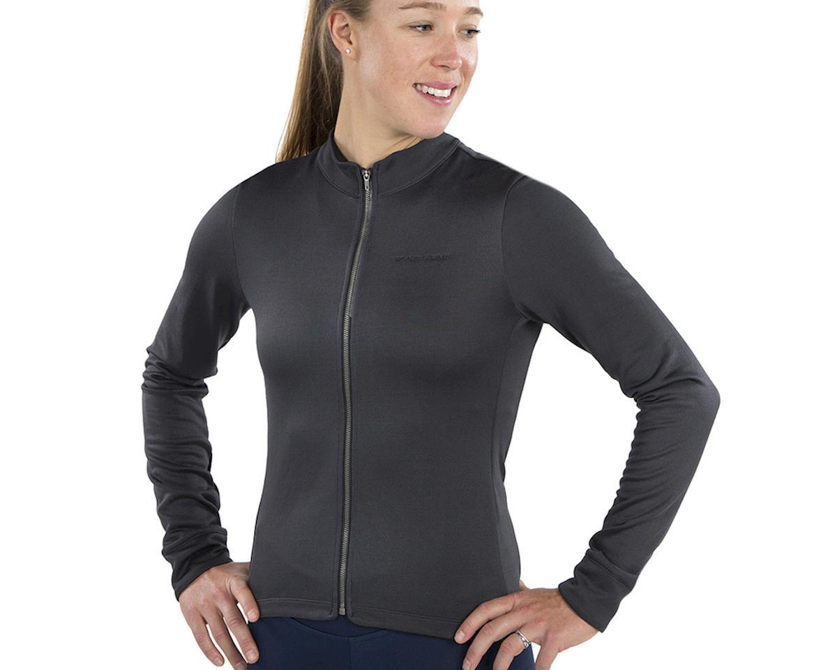 Image 3 for Pearl Izumi Women's PRO Merino Thermal Jersey (Phantom) (XS)