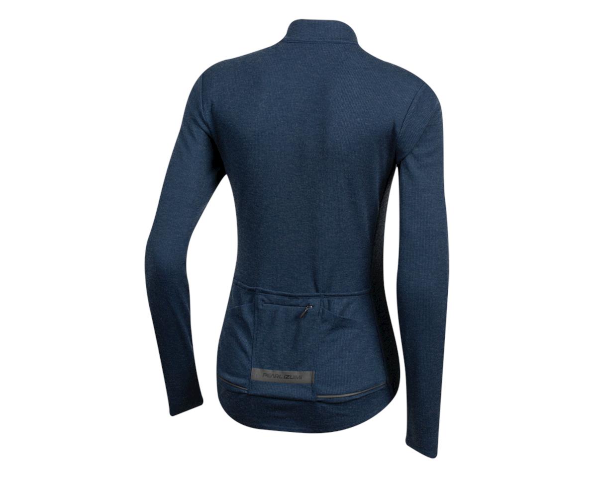 Pearl Izumi Women's PRO Merino Thermal Jersey (Navy) (XS)