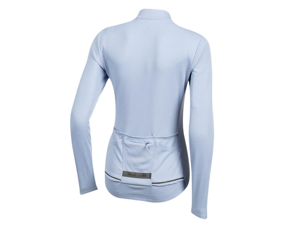Image 2 for Pearl Izumi Women's PRO Merino Thermal Jersey (Eventide) (XL)