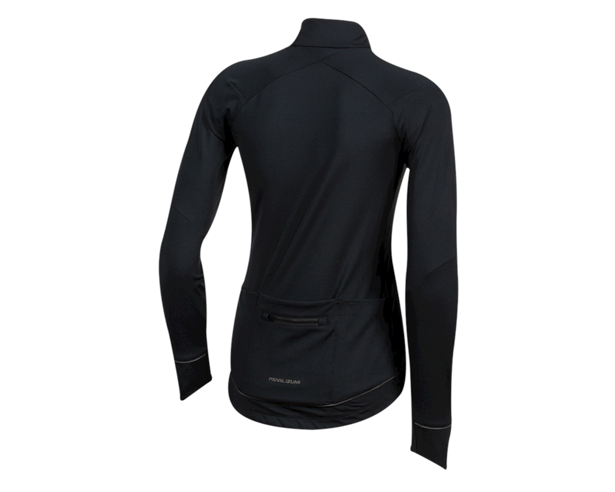 Pearl Izumi Women's Attack Thermal Jersey (Black) (XL)