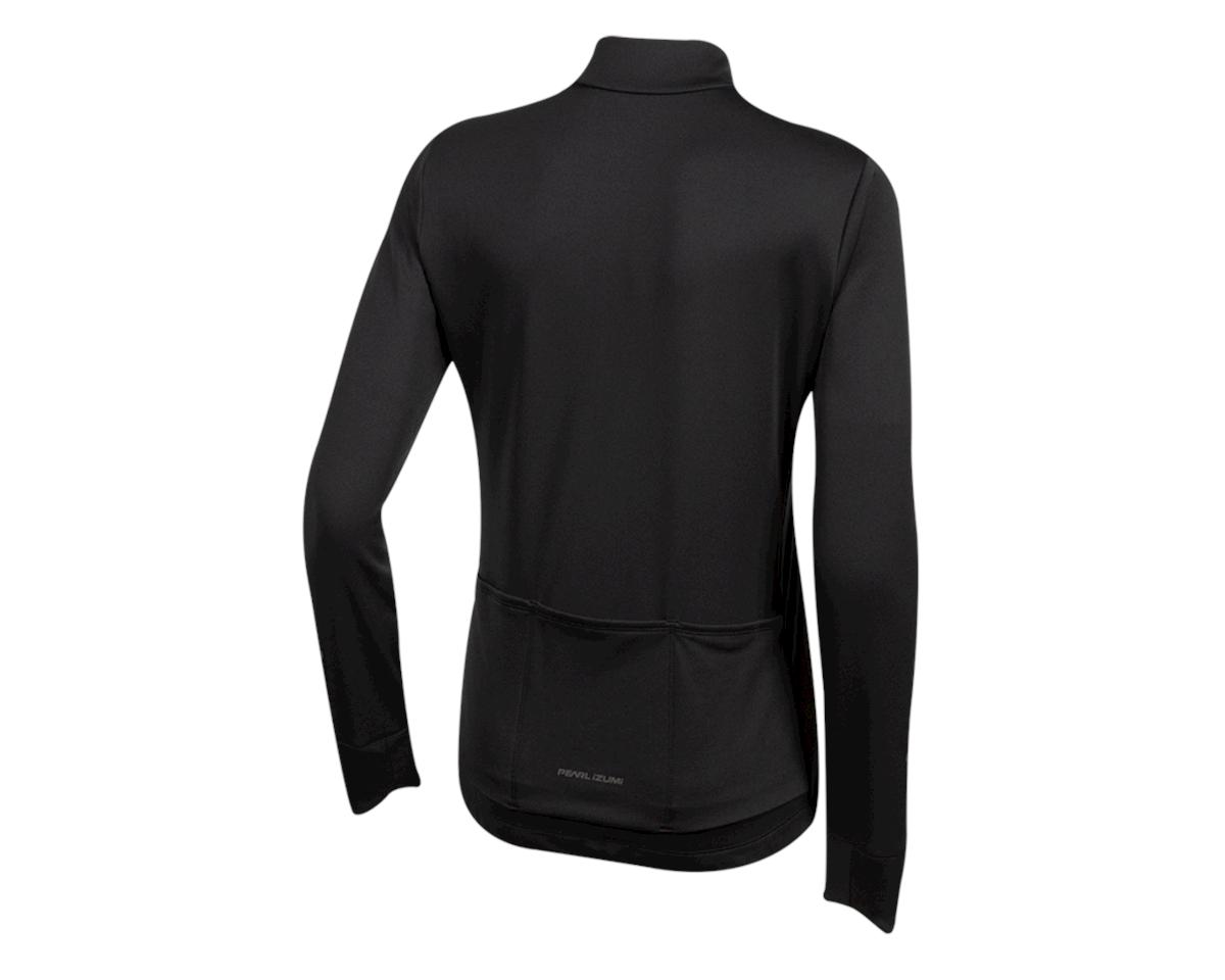 Pearl Izumi Women's Quest Thermal Jersey (Black) (L)