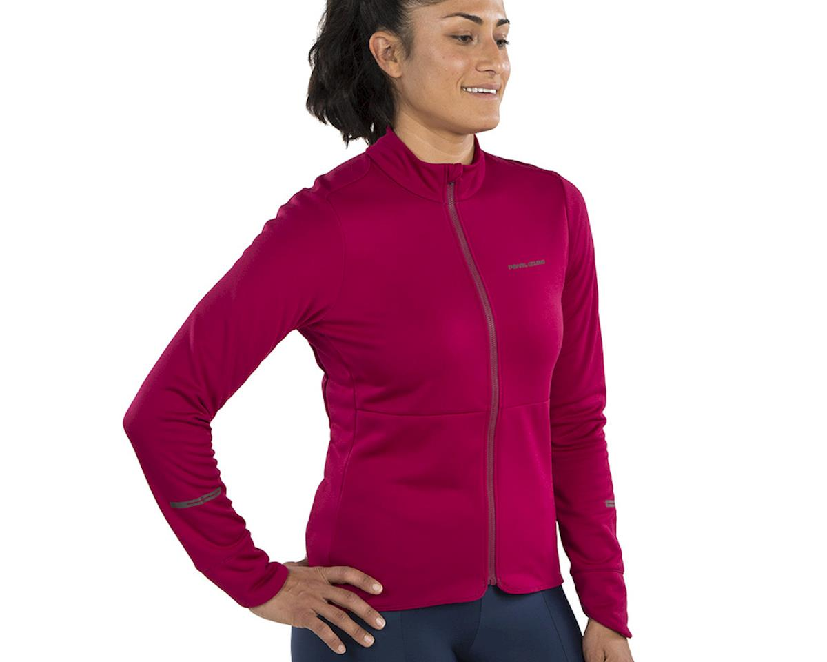 Pearl Izumi Women's Quest Thermal Jersey (Beet Red) (S)