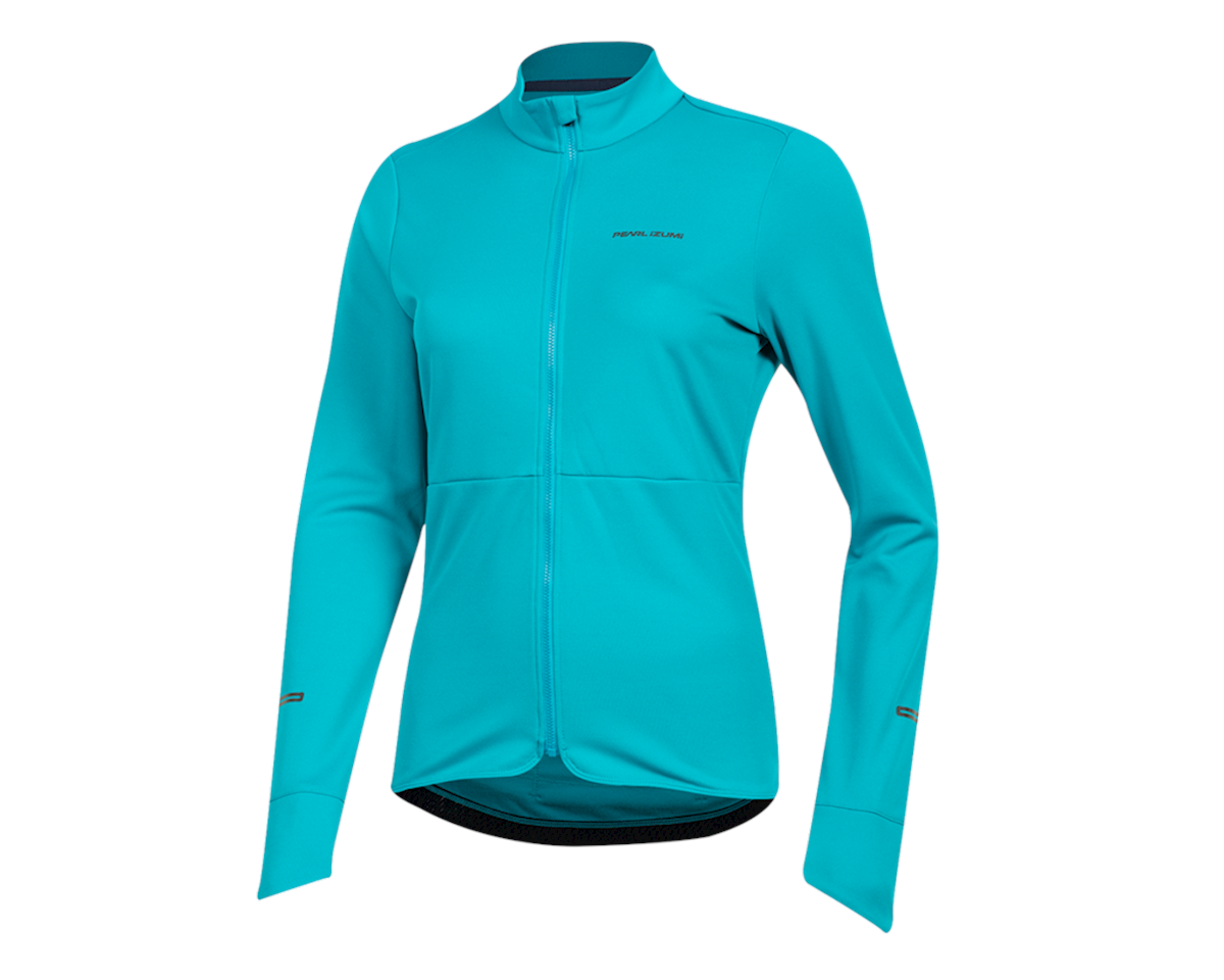 Pearl Izumi Women's Quest Thermal Jersey (Breeze) (L)