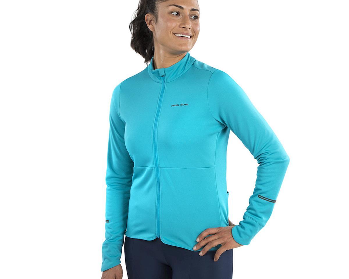 Pearl Izumi Women's Quest Thermal Jersey (Breeze) (XL)