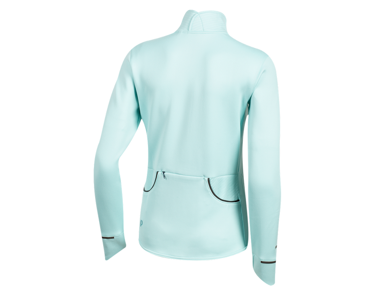 Image 2 for Pearl Izumi Women's Symphony Thermal Jersey (Glacier) (XS)