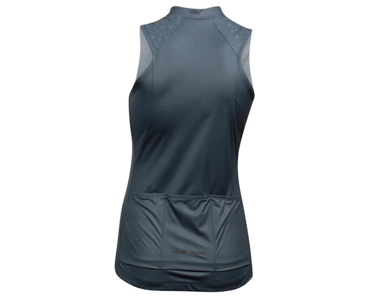 Image 2 for Pearl Izumi Women's Attack Sleeveless Jersey (Turbulence Deco Wrap) (L)
