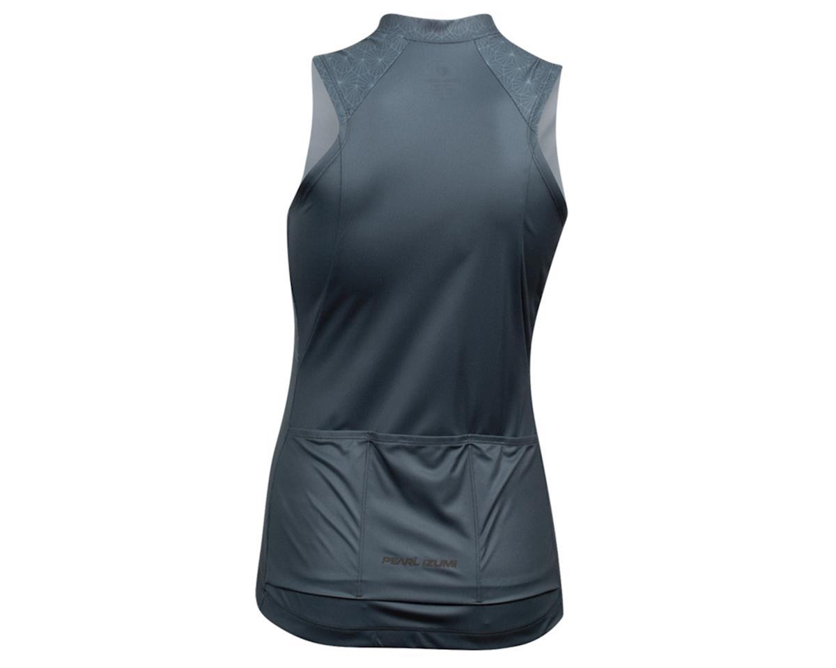 Image 2 for Pearl Izumi Women's Attack Sleeveless Jersey (Turbulence Deco Wrap) (XL)