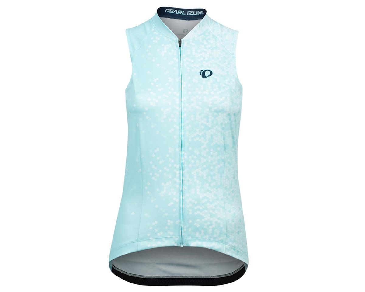 Pearl Izumi Women's Attack Sleeveless Jersey (Air Hex) (L)