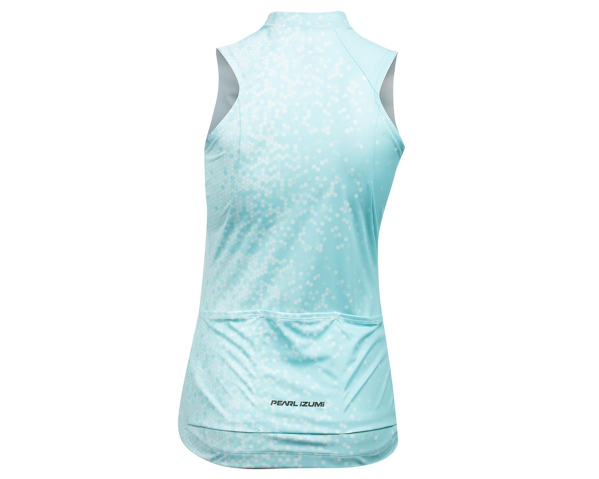 Image 2 for Pearl Izumi Women's Attack Sleeveless Jersey (Air Hex) (L)