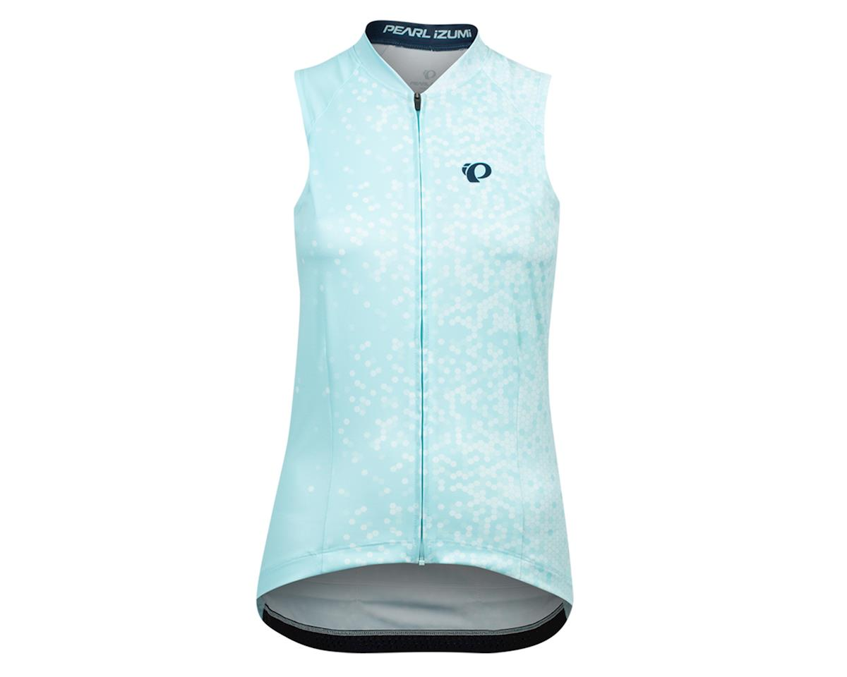 Pearl Izumi Women's Attack Sleeveless Jersey (Air Hex) (S)
