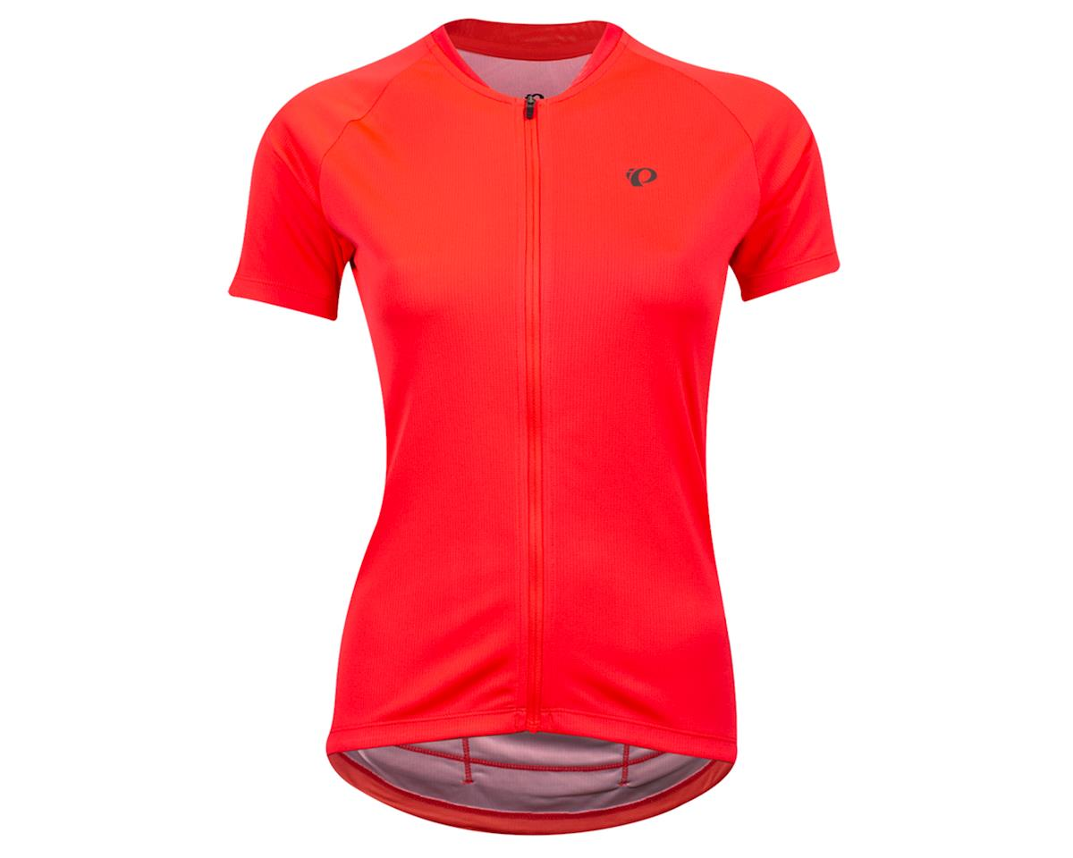 Image 1 for Pearl Izumi Women's Sugar Jersey (Atomic Red) (S)