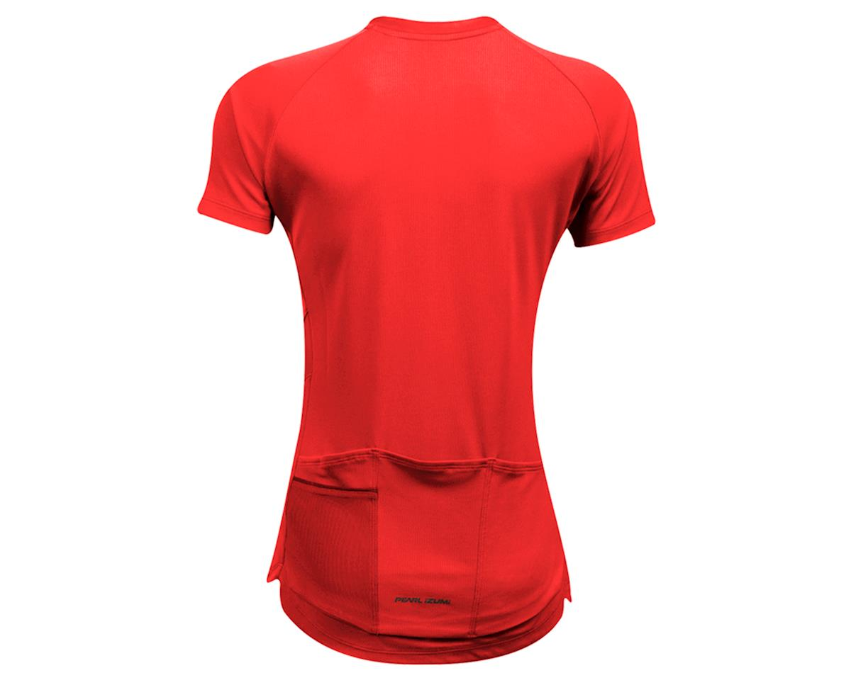 Image 2 for Pearl Izumi Women's Sugar Jersey (Atomic Red) (XL)
